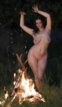 Hot pic with superb bbw.
