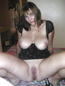 Amazing homemade pussy photo featuring beautiful brunette.
