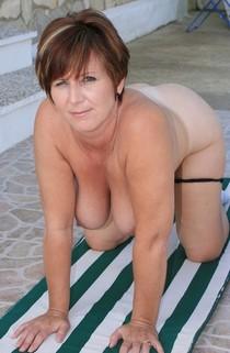 Older Woman Photo