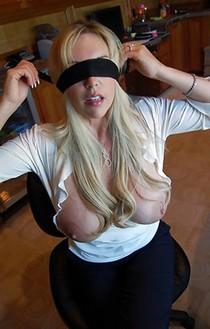 Blindfold Porn Big Boobs Teacher Sex Pics