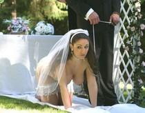 Omg. Dirty bride
