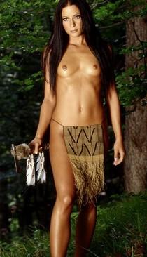 I'd fuck her stupid Native Babe.