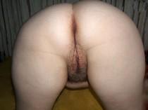 Diana's ass.