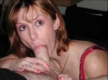 Beautiful mommy in incredible bj picture.