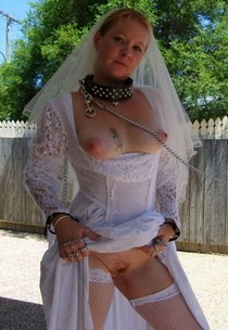 Collared Bride.