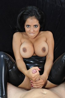 Busty mom Kiara...mad for cock
