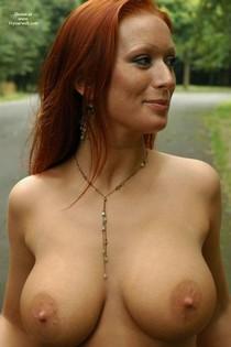 Redhead milf.