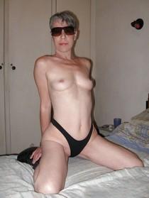 Brazilian mature.