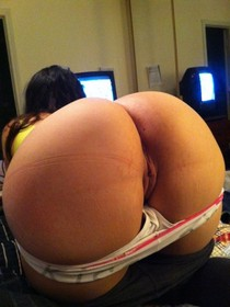 Big mature ass