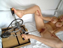 Free homemade porn sex mashine masturbation