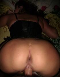 Amateur porn pictures - doggy-style sex