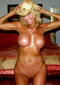 Good provocative nude pure mature cowgirl have sweet boobies hot body and pretty shaved..