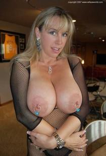 Wifey has some Huge Sweet Tit's!!!.