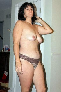 Naughty Mom with beautiful body