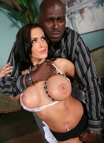 Jenna Presley from BlackMonsterDicks.com..