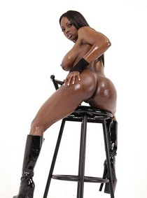 Jada Fire big ebony booty