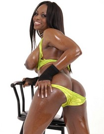 Jada Fire Softcore booty and ass photo