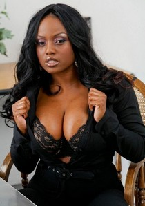 Jada Firethe the best black porn star