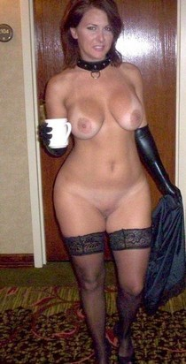 Hot Milf dressed up for some fun. . ..