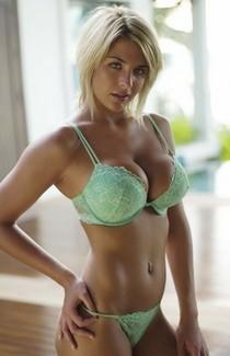 Busty boobs.