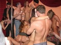 Wild group sex orgy - hardcore amateur porn