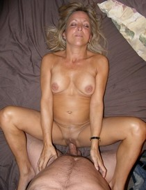 Incredible fucking pussy photo with a gorgeous blonde mature.