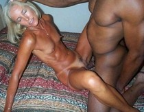 Hot grandma getting fucked by some bbc.