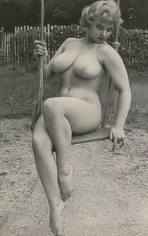 Vintage big gal.