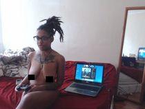 Nude Street Fighter.