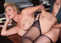 Hot wife Laura Layne a 50-year-old wife and mother from Scottsdale, Arizona, makes her..
