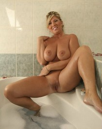 BBW mature woman.