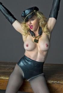 Madonna - L'Uomo Vogue June '14.